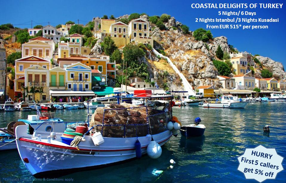 Coastal Delights of Turkey
