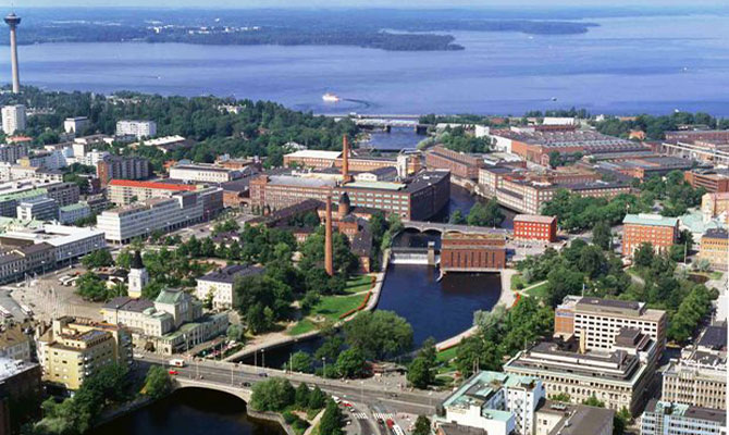 Tampere City Centre