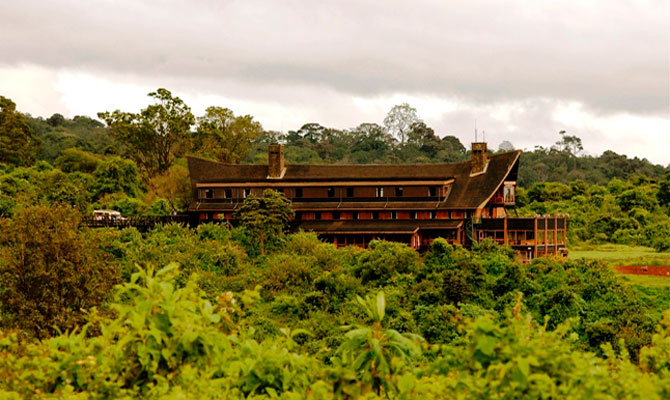 The Ark Aberdare National Park