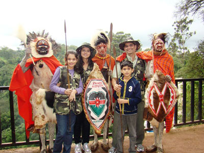We and Tribal People