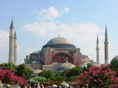 The Basilica of Hagia Sophia